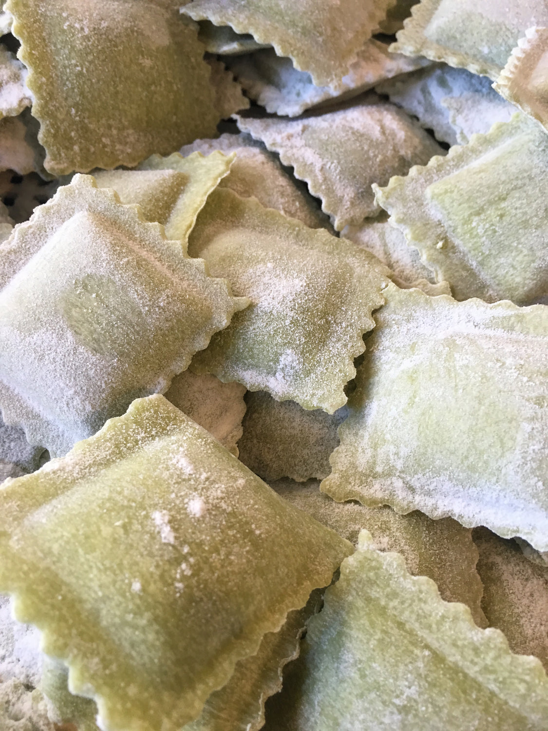 Ravioli Spinach and Ricotta