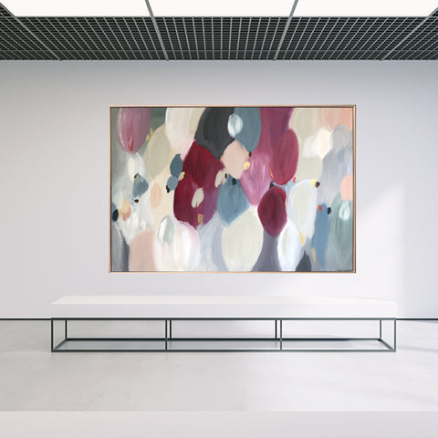 Blooms In Spring - 1.87m x 1.24m