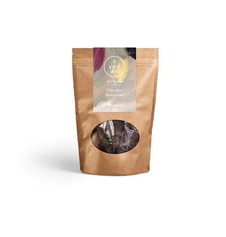 Chocolate Honeycomb 125g Bag - Art Series