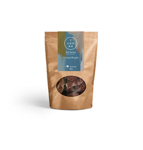 Coconut Roughs 160g Bag - Art Series