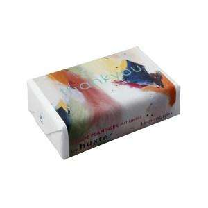 Limitless - 'Thank you' wrapped soap