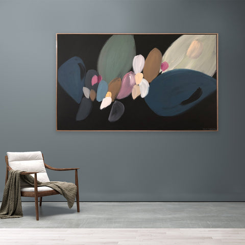 Night Bloom - 1.5m x 0.95m