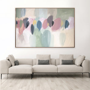 Whispering Leaves - 1.55m x 1.05m