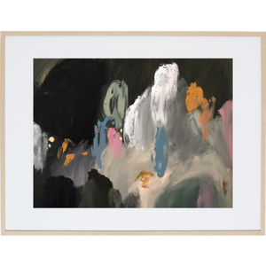 After The Rain 1H - Framed Print