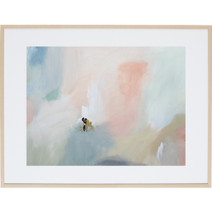 Air Of Love 1H - Framed Print