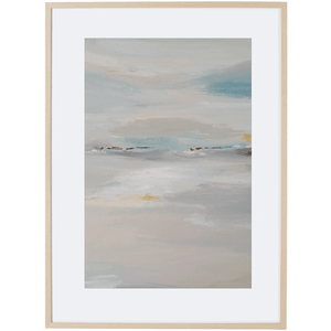 Celestial Light 1V - Framed Print