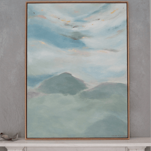 Clouds Passing (1.1m x 1.4m)