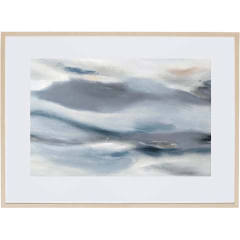 Country Air 1H - Framed Print