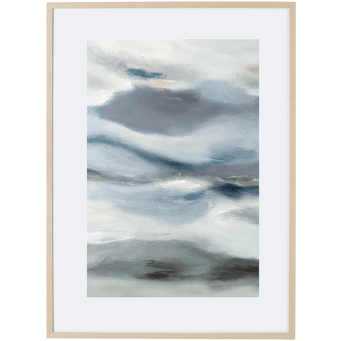 Country Air 1V - Framed Print