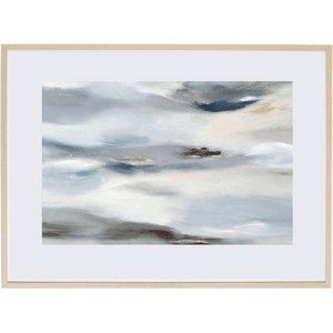 Country Air 2H - Framed Print