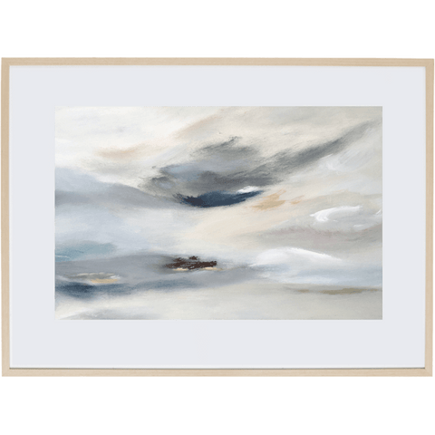 Country Air 3H - Framed Print