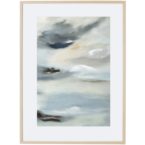 Country Air 3V - Framed Print