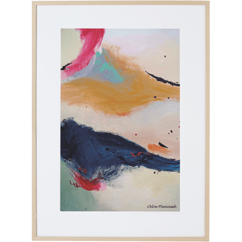 Limitless 1V - Framed Print