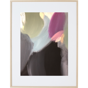 Masterful Moment 4V - Framed Print