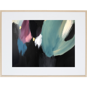 Masterful Time 2H - Framed Print