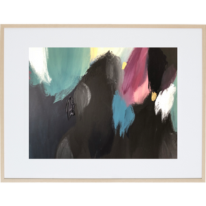 Masterful Time 3H - Framed Print