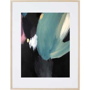 Masterful Time 4V - Framed Print