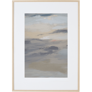 Morning Mist 3V - Framed Print