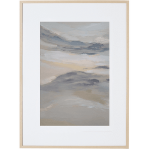 Morning Mist 4V - Framed Print