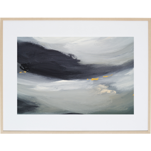 Night Sky 2H - Framed Print