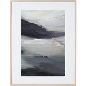 Night Sky 2V - Framed Print