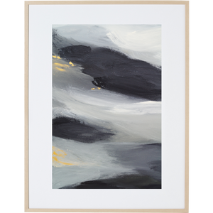 Night Sky 3V - Framed Print