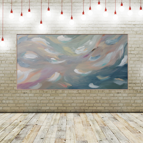 SALE! Tide Waves - 1.7m x 0.9m