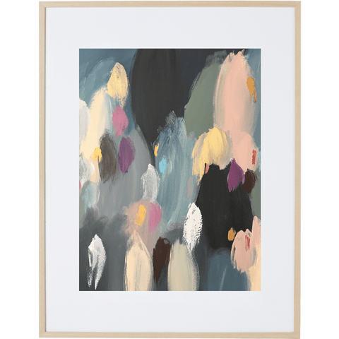 Soiree 1V - Framed Print