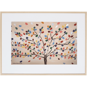 The Tree of Life - Framed Print