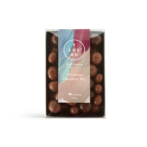 Premium Choc Mix Box 240g - Art Series