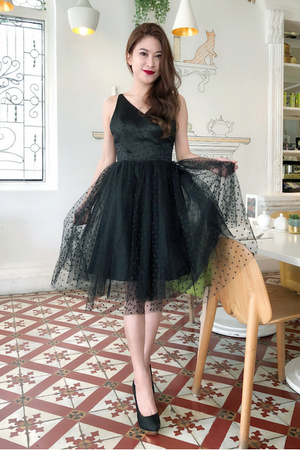 BELLA Tulle Dress