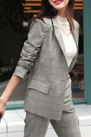 Harper Blazer & Pants Set
