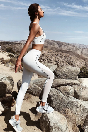 MYSTIC Linear Leggings