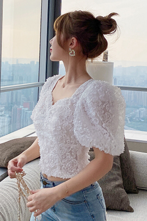 ARVEL BLOUSE