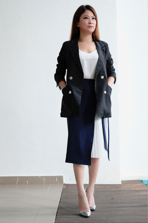 AVERY Blazer or Skirt