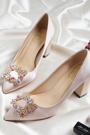 MANOLO High Heels