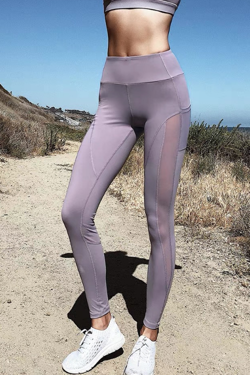 MYSTIC Sheer Leggings