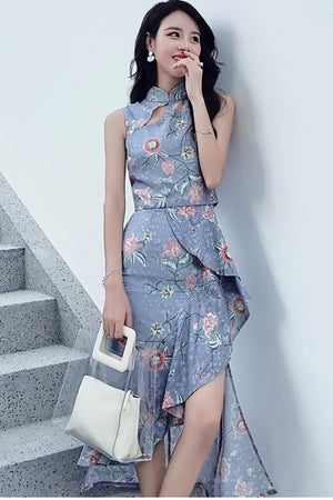 HAZEL Qipao Set Wear
