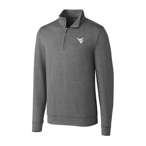 CHARCOAL WV SHORELINE HALF-ZIP
