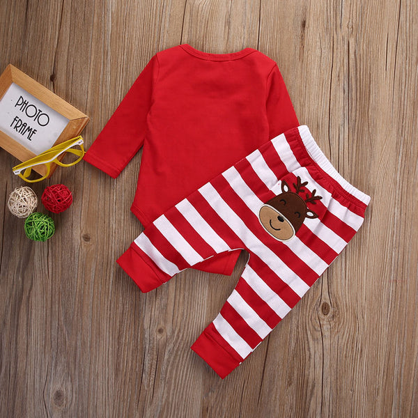 2pcs My First Christmas - Juniorshopstyle
