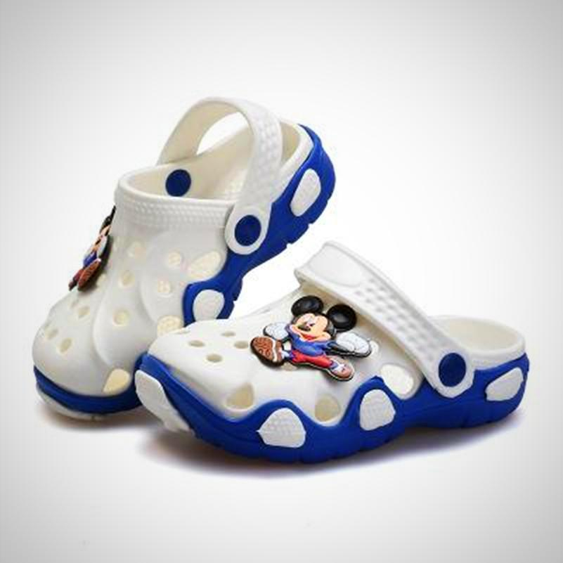 e56b11d705b2 Baby Beach Sandals Cartoon shoes - Juniorshopstyle ...