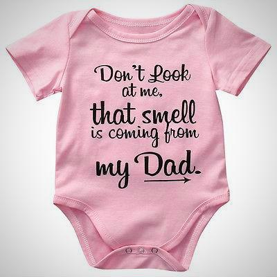My Dad Funny Bodysuit - Juniorshopstyle
