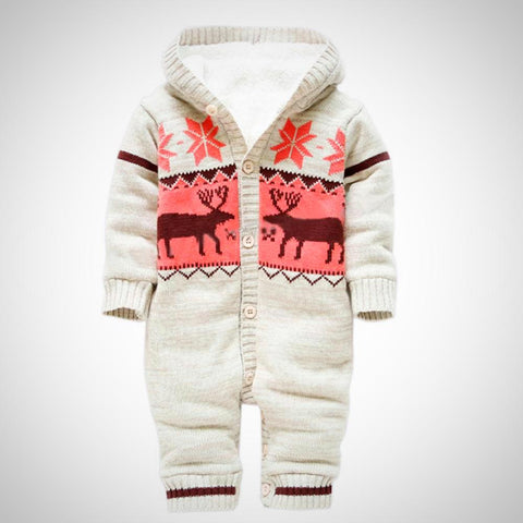 Baby Warm Sweater Christmas Style - Juniorshopstyle