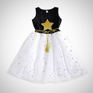 Princess Star Dress - Juniorshopstyle