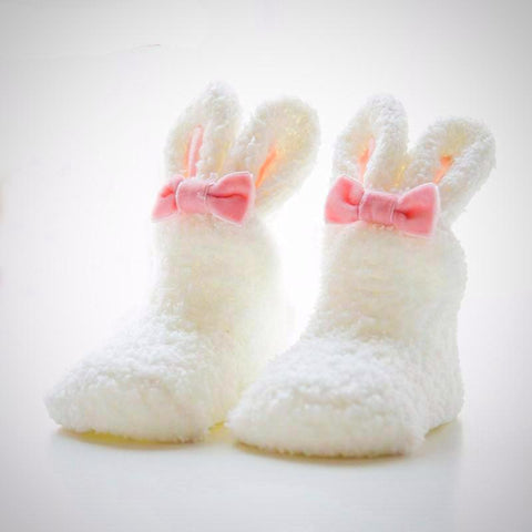 Adorable Rabbit Baby Socks - Juniorshopstyle
