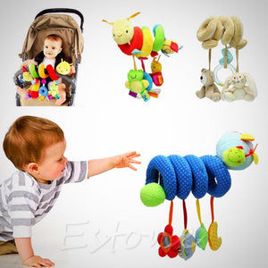 Car Seat Baby Rattles Toy - Juniorshopstyle