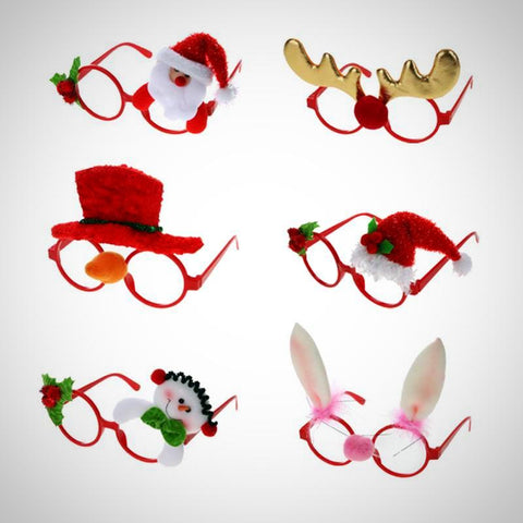 Christmas  Funny Glasses - Juniorshopstyle