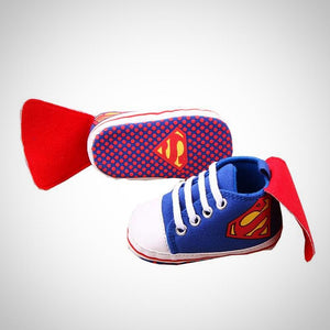New Collection Superman Baby Shoes - Juniorshopstyle