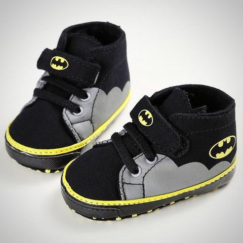Baby Shoes Cartoon Batman Fashion - Juniorshopstyle