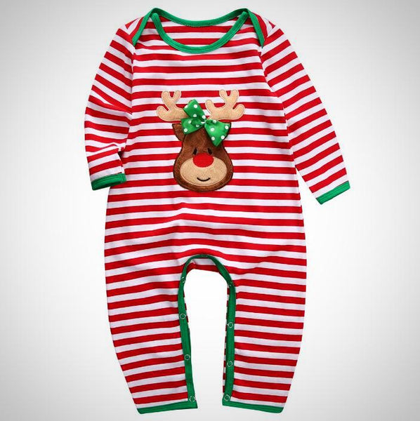 Christmas Long Sleeve Pajamas - Juniorshopstyle